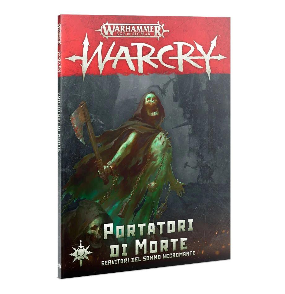 Warcry: Portatori di Morte - Servitori del sommo Necromante
