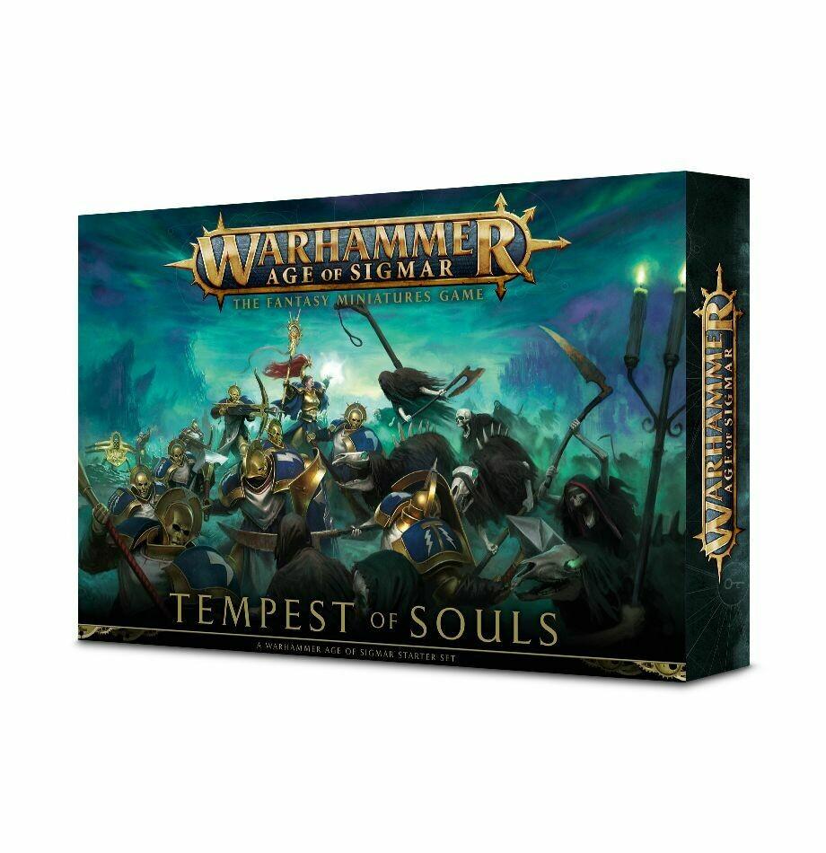 Warhammer Age of Sigmar: Tempest of Souls - Tempesta di Anime ITA Set Introduttivo