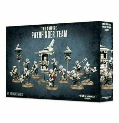 Warhammer 40000: T'au Empire Pathfinder Team