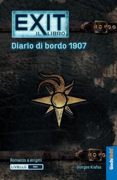 Exit Il Libro- Diario di Bordo 1907