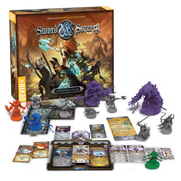 BUNDLE Sword & Sorcery
