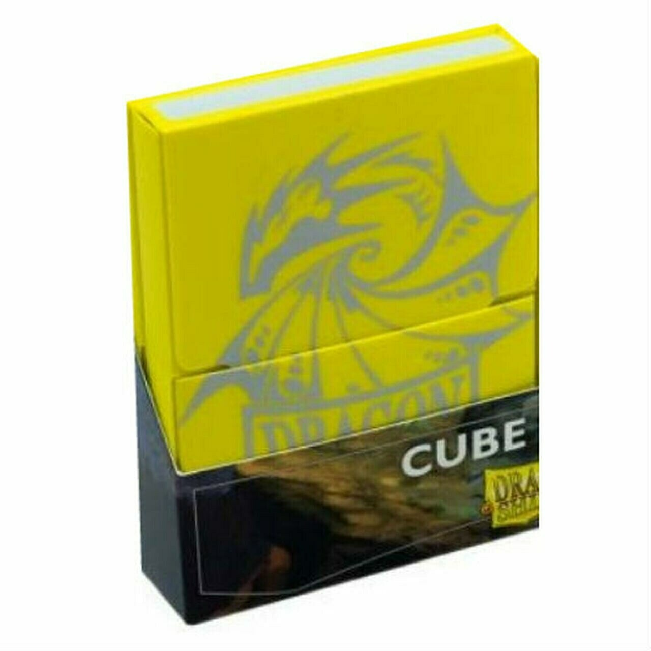 Dragon Shield Cube Shell - Yellow