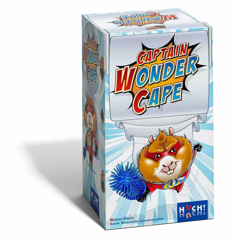 Captain Wonder Cape