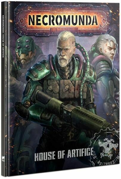 Necromunda: House of Artifice (Eng)