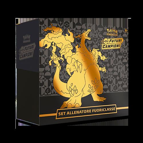 Pokemon Spada e Scudo 3.5 Futuri Campioni Set Allenatore Fuoriclasse