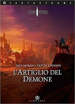 Blood Sword - 3 L'artiglio del demone