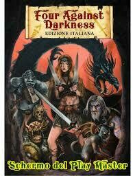 Four against Darkness - Schermo del Play Master