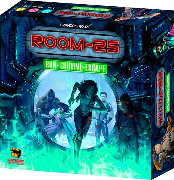 Room 25 (2a ed.)