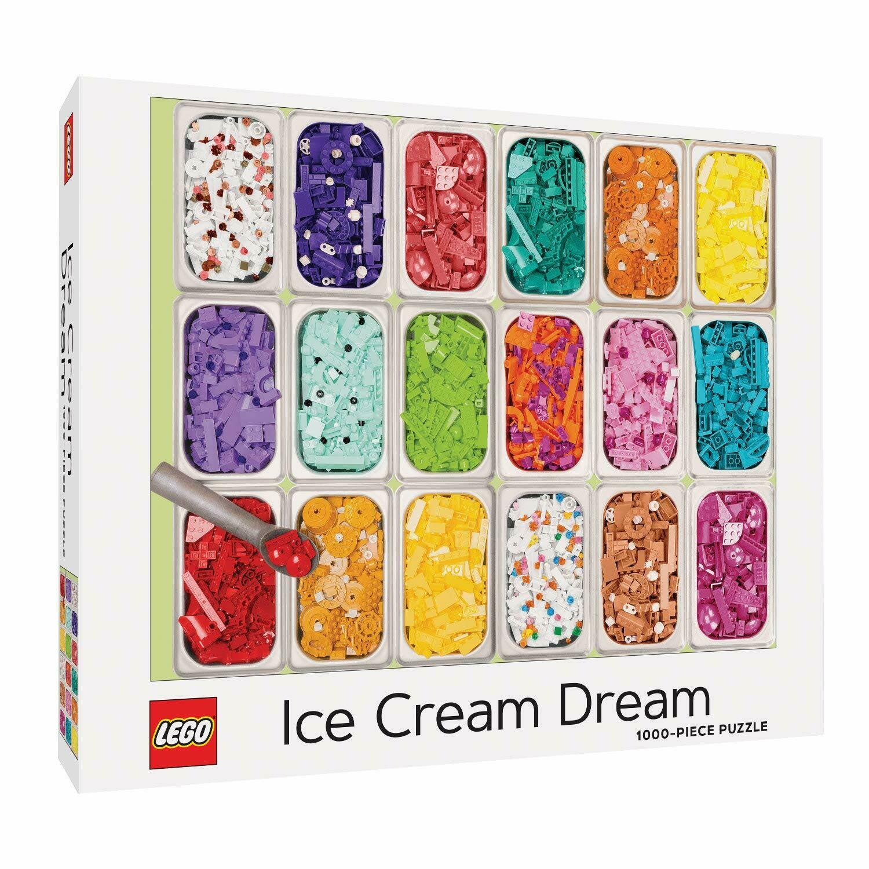Puzzle LEGO Ice Cream Dream 1000p