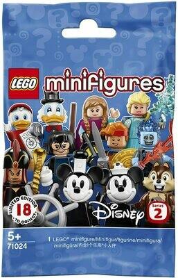 Lego Minifigure - Disney Serie 2