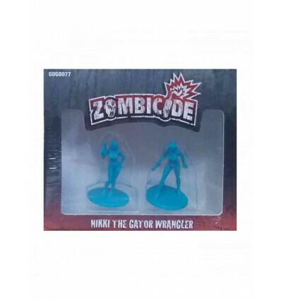 Zombicide - Nikki