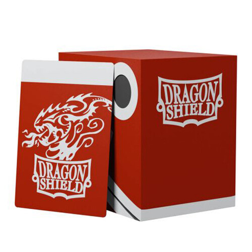 Dragon Shield Double Shell Red/Black