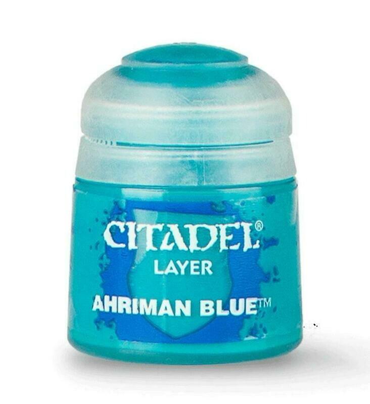 Citadel Colour - Layer - Ahriman Blue