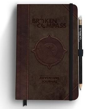 Broken Compass: Adventure Journal