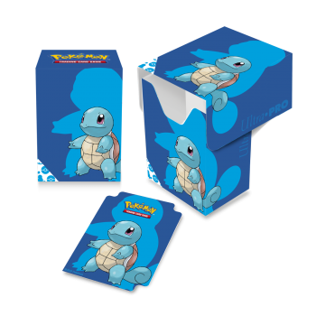 Full View Deck Box - Pokemon Squirtle