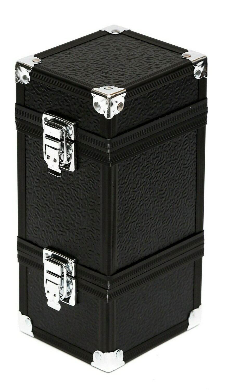 The Monolith - Combinable Full Metal Deck case - Black
