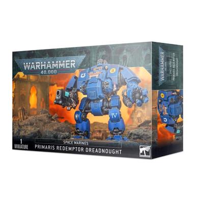 Warhammer 40000: Space Marines Primaris Redemptor Dreadnought