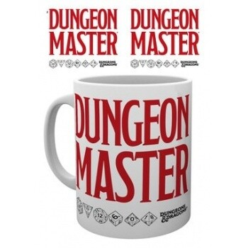 Tazza Dungeon & Dragons Dungeon Master