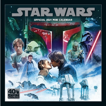 Danilo Calendar - Star Wars Mini Calendar