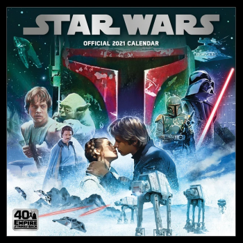 Danilo Calendar - Star Wars Classic Square Calendar