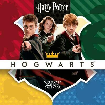Danilo Calendar - Harry Potter Mini Calendar