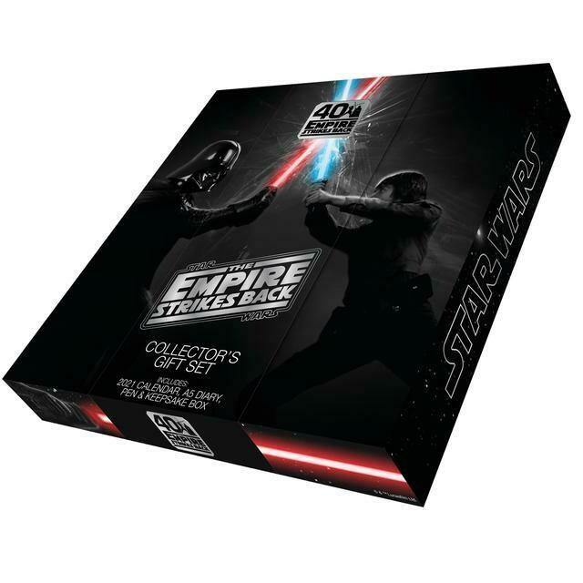 Danilo Calendar - Star Wars Gift Box