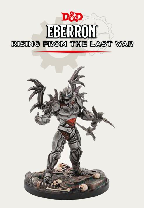 D&D Eberron Miniatures - Eberron Lord Of Blades