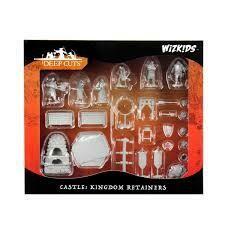 D&D Nolzur's Marvelous Miniatures - : Castle: Kingdom Retainers