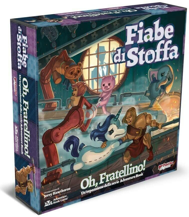 Fiabe di Stoffa - Oh Fratellino! (espansione)