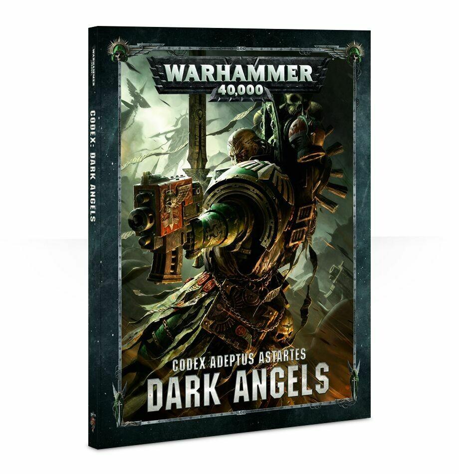 Warhammer 40000: Codex Dark Angels