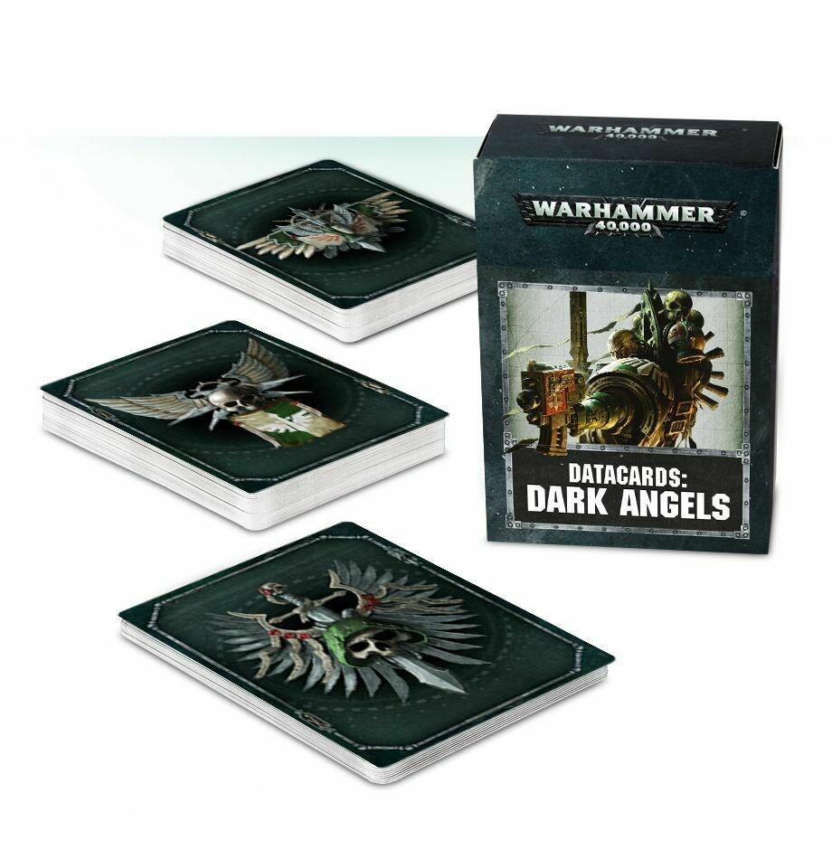 Warhammer 40000: Datacards  Dark Angels