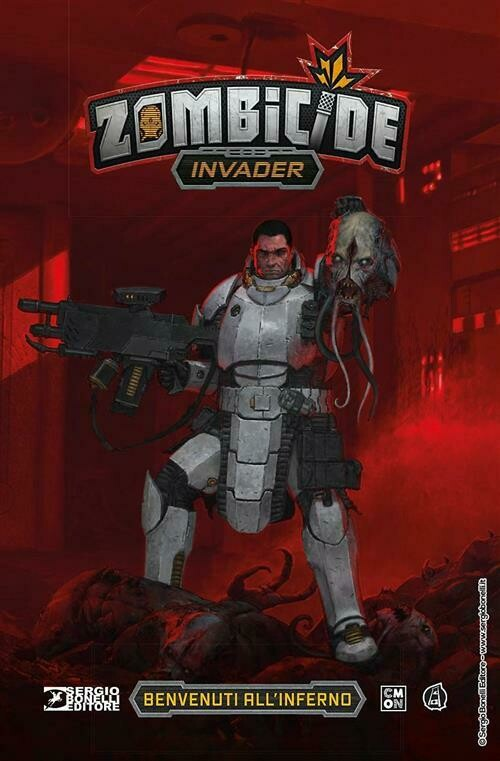 Zombicide Invader 01 - Manicomix Variant