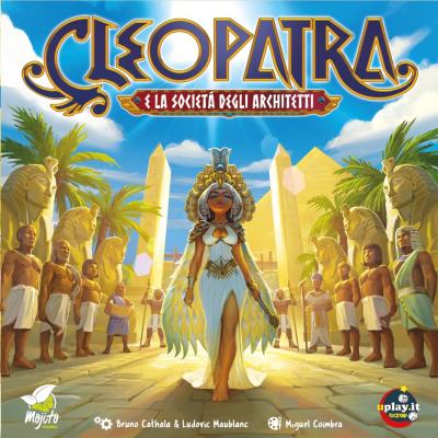 Cleopatra e la Società degli Architetti: Deluxe Edition