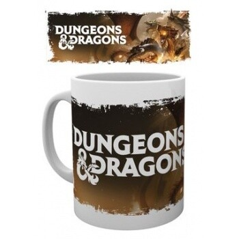 Tazza Dungeon & Dragons Tiamat