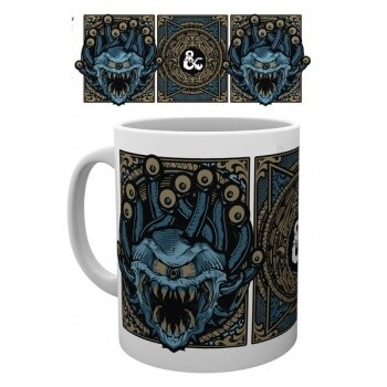 Tazza Dungeon & Dragons Beholder