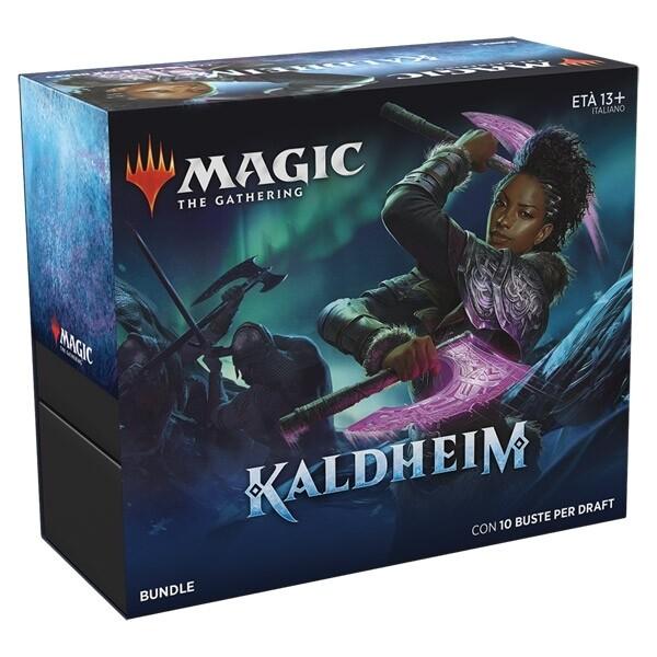 Kaldheim Bundle (ex Fat Pack) - Magic: the Gathering