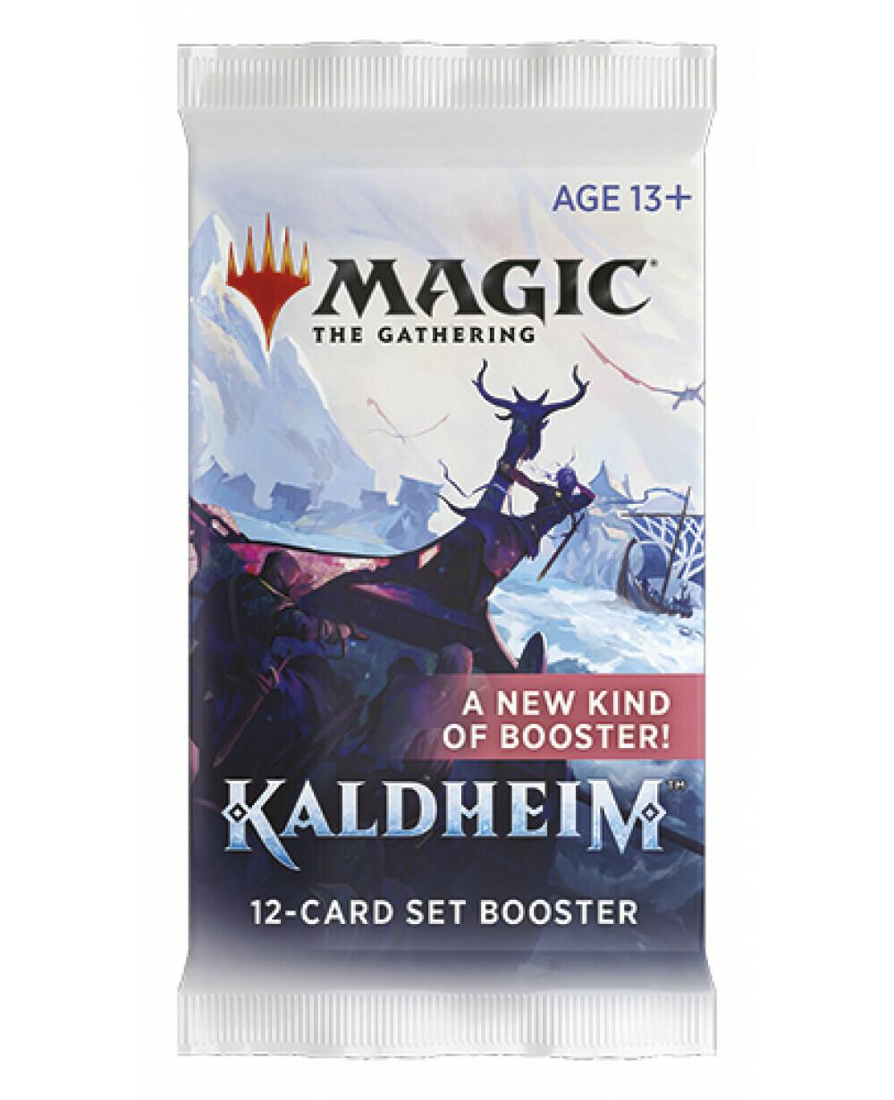 Kaldheim Set Booster ENG - Magic: the Gathering