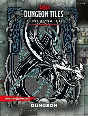 D&D Quinta Ed. - Dungeon Tiles Reincarnated - Dungeon