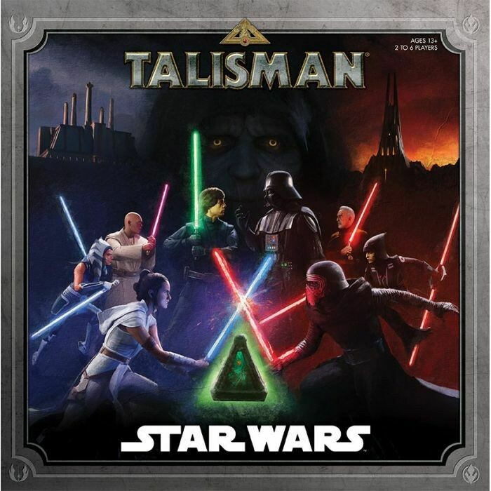 Talisman Star Wars (ENG)