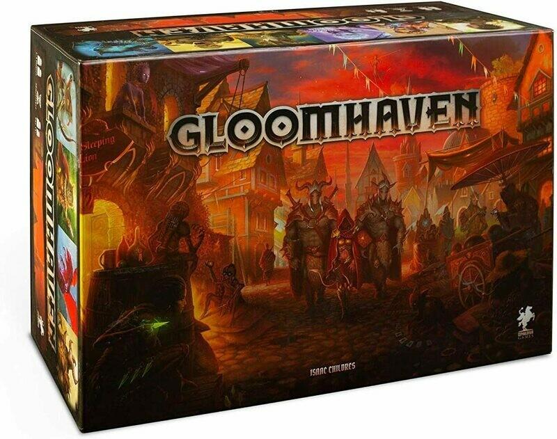 Gloomhaven ITA