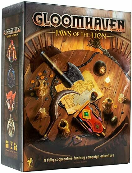 Gloomhaven - Jaws of the Lion - ENG