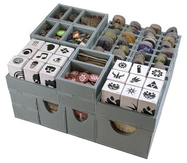 Gloomhaven Insert - Boardgame Organizer