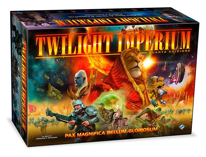 Twilight Imperium IV ed ITA