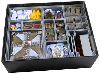 Gloomhaven: Jaws of the Lion Insert - Boardgame Organizer