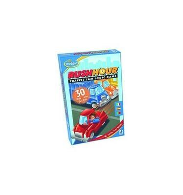 Rush Hour Travel Game