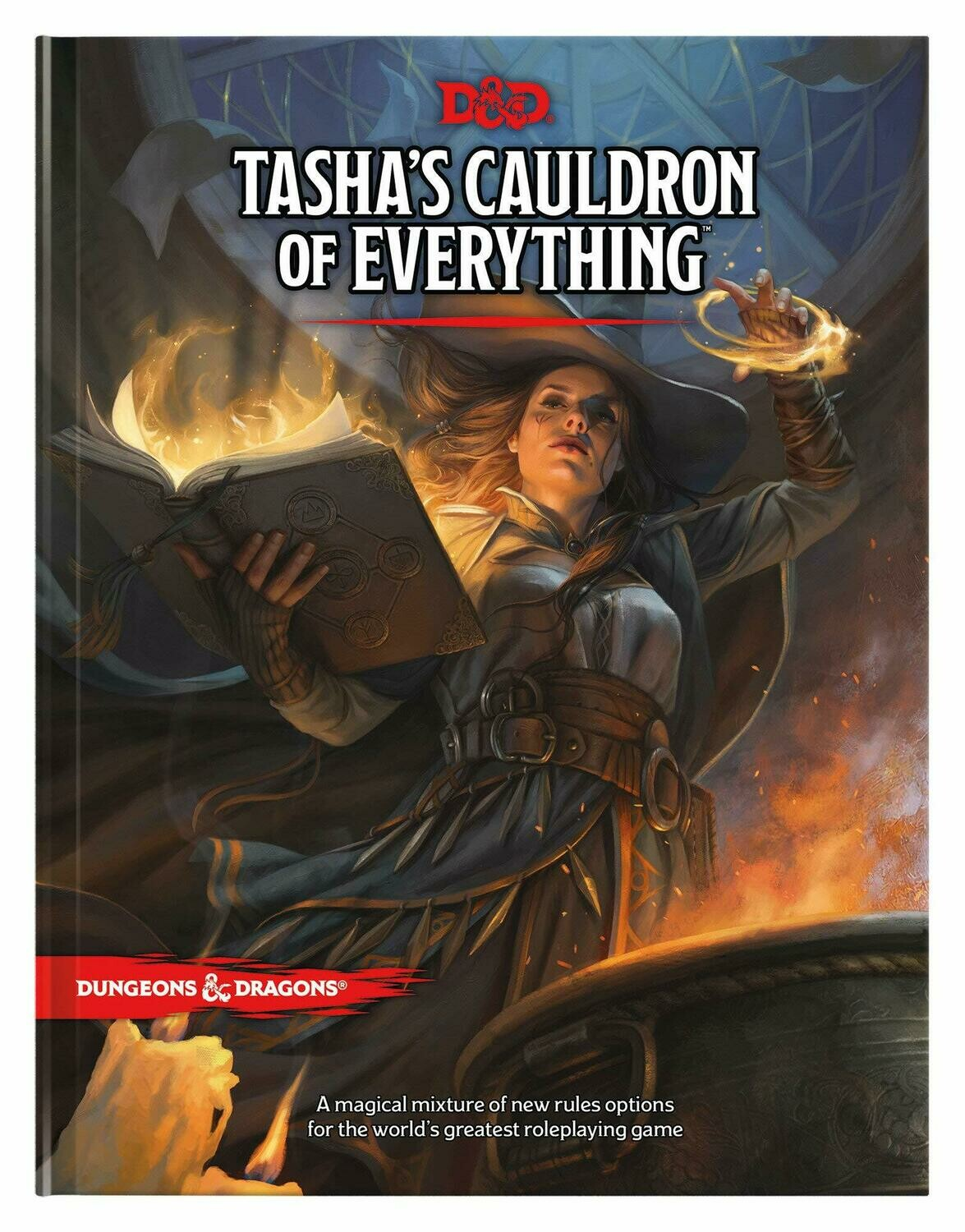 D&D Tasha's Cauldron of Everything - Quinta Ed. ENG