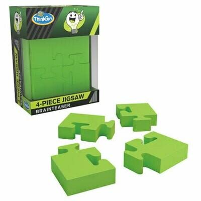 Brainteaser - 4-Piece Jigsaw