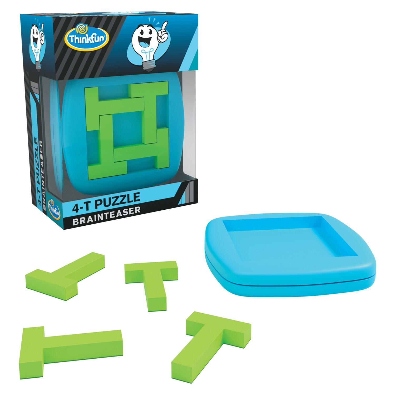 Brainteaser - 4T Puzzle