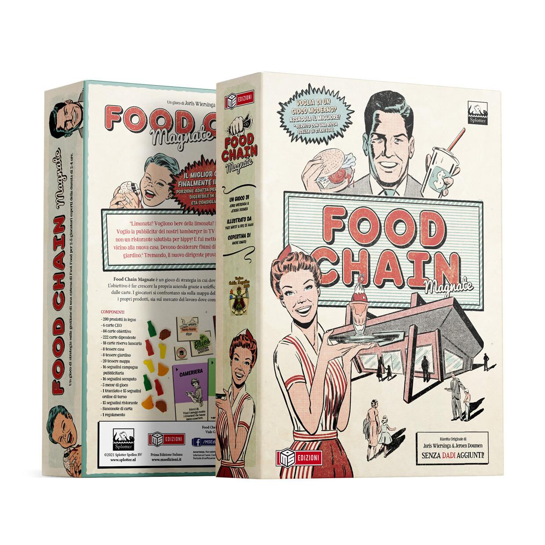 Food Chain Magnate Edizione Italiana