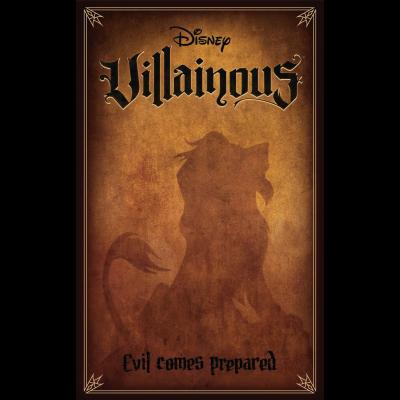 Villainous - Evil Comes Prepared ITA